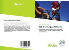 Buchcover von Bob Davis (Quarterback)