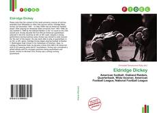 Bookcover of Eldridge Dickey