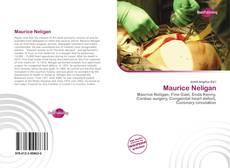 Maurice Neligan kitap kapağı