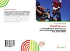 Buchcover von Elbert Dubenion