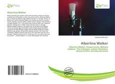 Portada del libro de Albertina Walker