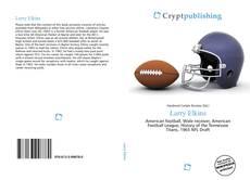 Portada del libro de Larry Elkins