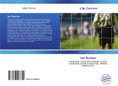 Buchcover von Ian Buxton