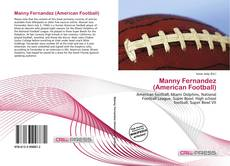 Bookcover of Manny Fernandez (American Football)