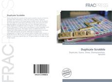 Bookcover of Duplicate Scrabble
