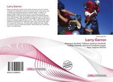 Larry Garron kitap kapağı