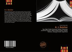 A. J. Butcher的封面