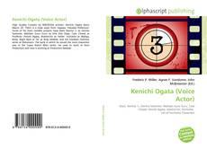 Kenichi Ogata (Voice Actor) kitap kapağı