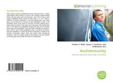 Bookcover of Auchtermuchty