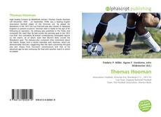 Bookcover of Thomas Hooman