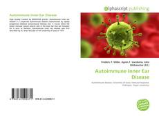 Обложка Autoimmune Inner Ear Disease
