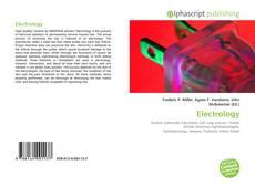 Copertina di Electrology