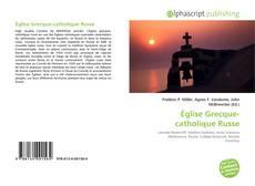 Borítókép a  Église Grecque-catholique Russe - hoz