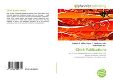 Bookcover of Chick Publications