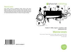 Bookcover of Marcia Lewis