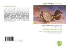 Capa do livro de William Austin Burt