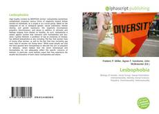 Bookcover of Lesbophobia