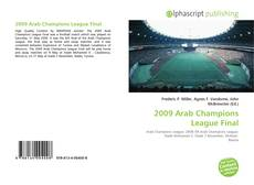 Bookcover of 2009 Arab Champions League Final