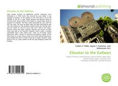 Bookcover of Elevator to the Gallows