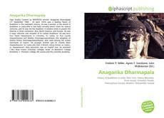 Anagarika Dharmapala kitap kapağı