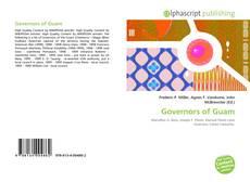 Buchcover von Governors of Guam