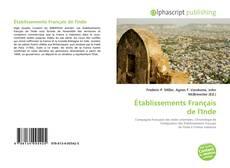 Couverture de Établissements Français de l'Inde