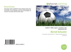 Bookcover of Bernd Schuster