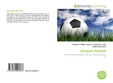 Bookcover of Jacques Santini