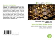Bernward of Hildesheim的封面