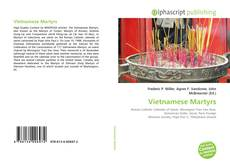 Bookcover of Vietnamese Martyrs