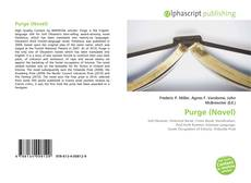 Обложка Purge (Novel)