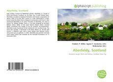 Aberfeldy, Scotland的封面