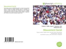 Bookcover of Mouvement Social