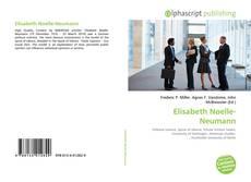 Bookcover of Elisabeth Noelle-Neumann