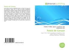 Bookcover of Patois de Canaan