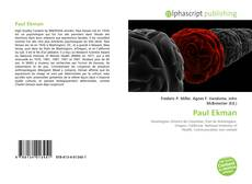 Bookcover of Paul Ekman