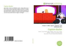 Bookcover of Captain Butler