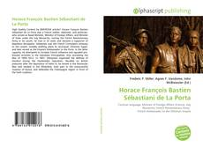Horace François Bastien Sébastiani de La Porta的封面