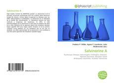 Copertina di Salvinorine A