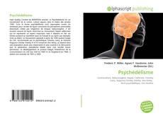 Capa do livro de Psychédélisme