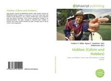 Copertina di Hobbes (Calvin and Hobbes)