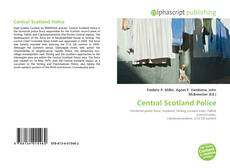 Bookcover of Central Scotland Police