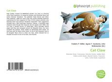 Bookcover of Cat Claw