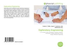 Bookcover of Exploratory Engineering