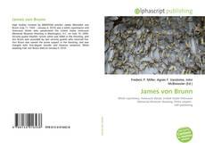 Portada del libro de James von Brunn
