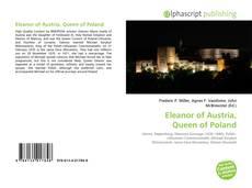 Eleanor of Austria, Queen of Poland kitap kapağı