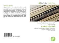 Amerika (Novel)的封面