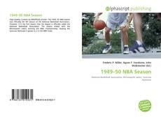 Portada del libro de 1949–50 NBA Season