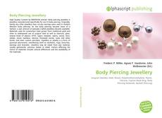 Bookcover of Body Piercing Jewellery