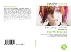 Portada del libro de Body Modification